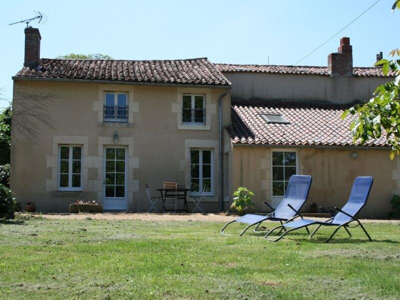 Les Roches, holiday rental in Vouvant