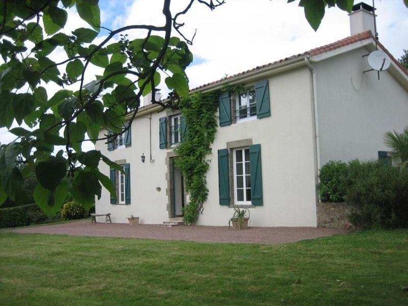 La Cibretière, holiday rental in Montournais
