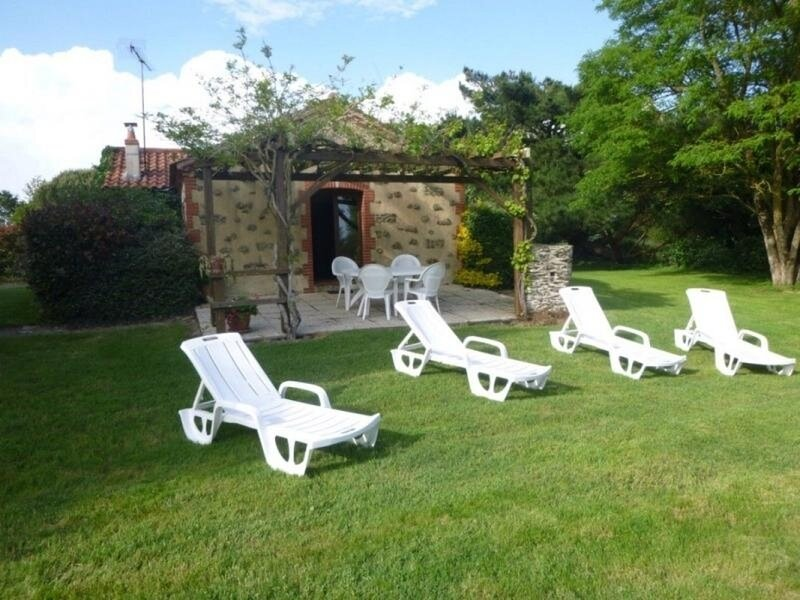 Le Grand Falourde, vacation rental in Saint-Christophe-du-Ligneron