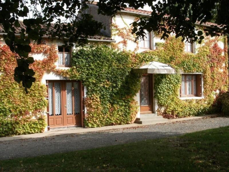 Gîte à Thiré, location de vacances à Saint-Jean-de-Beugné