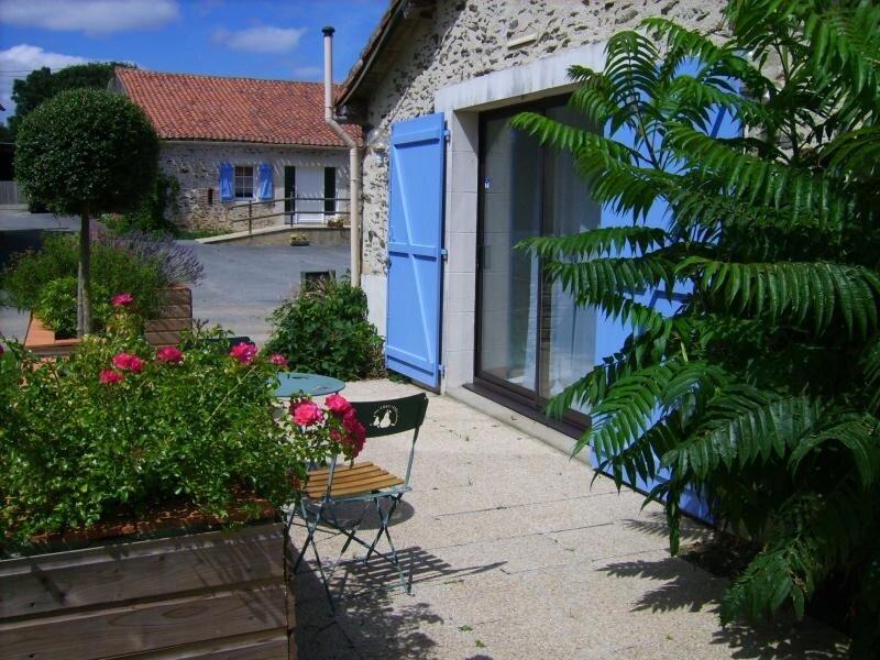Gîte La Berthomerie, holiday rental in Montournais