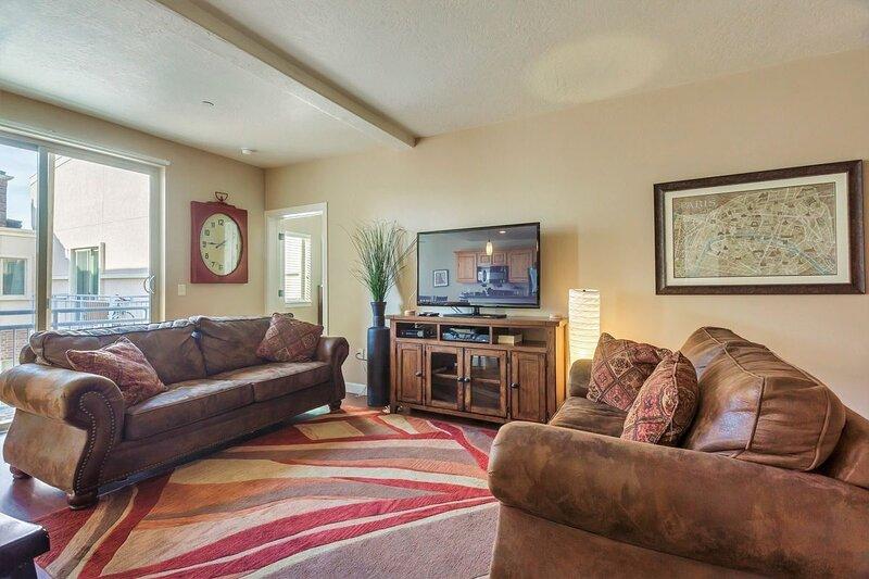 Citifront B Condo, aluguéis de temporada em North Salt Lake