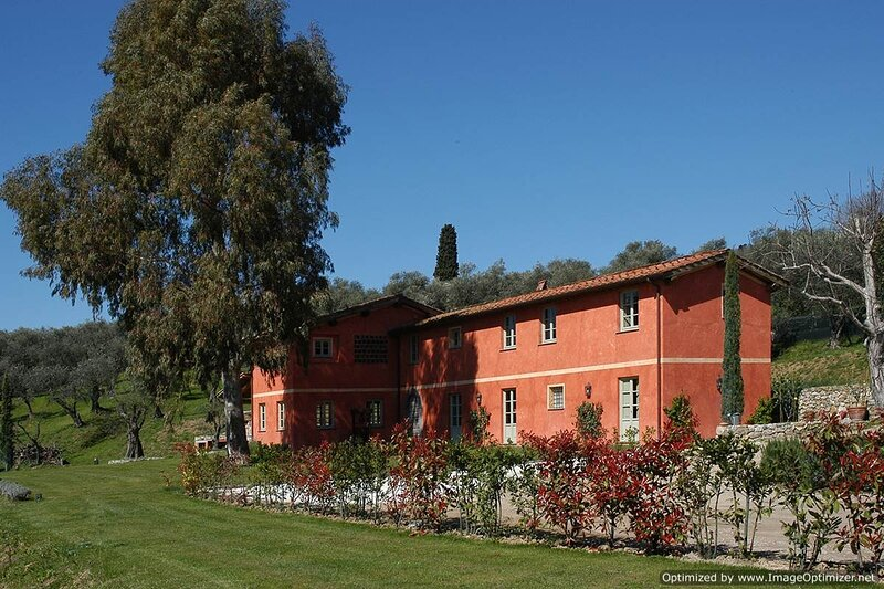 Villa Santana, location de vacances à Piano di Conca