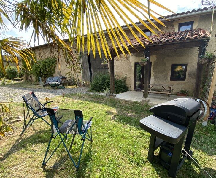 Le Pressoir, holiday rental in Riscle