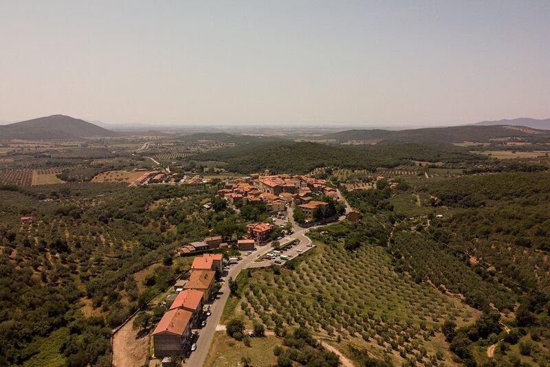 Poggio Falco Agriturismo, holiday rental in Montepescali