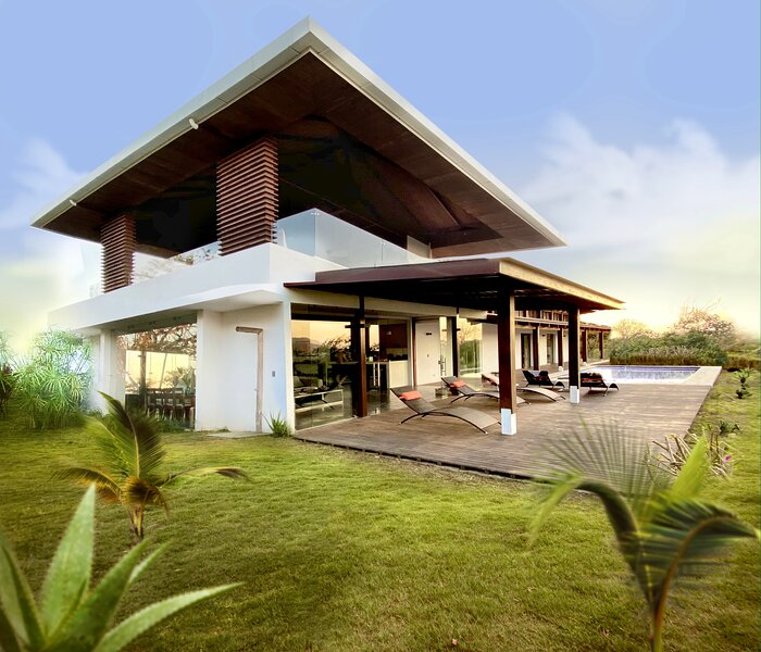 Villa The way it is, holiday rental in Mal Pais