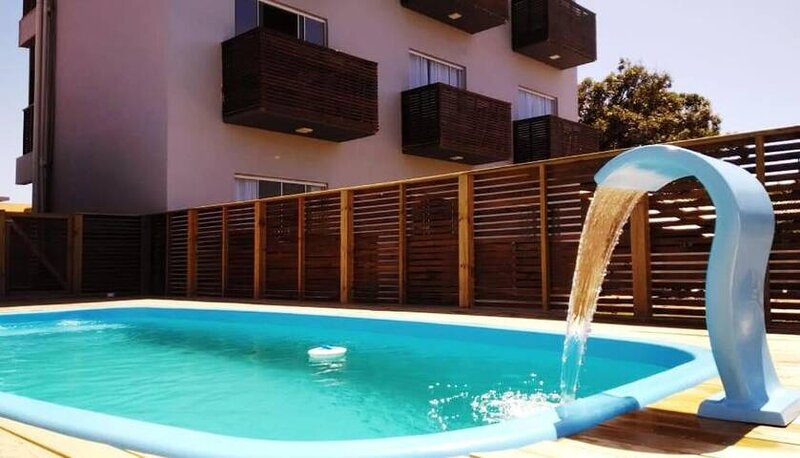 Pousada Suítes do Rosa - Suíte 9 - Terceiro Andar, holiday rental in Barra de Ibiraquera