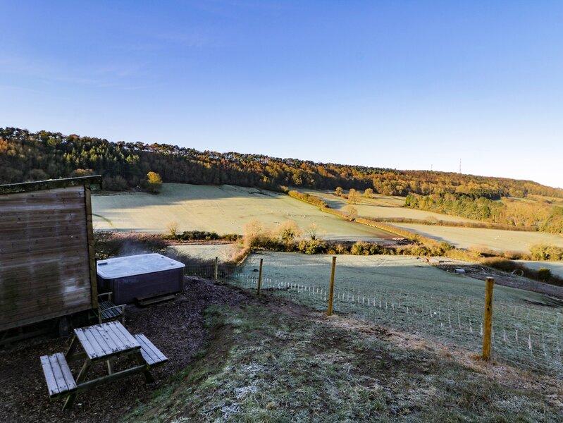 Shepherd's Hut, Scarborough, location de vacances à East Ayton
