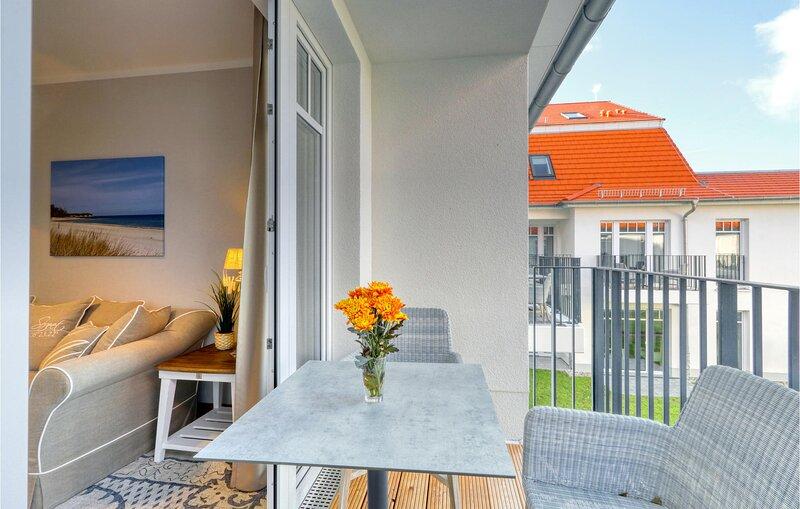 Amazing apartment in Ostseebad Boltenhagen with Sauna, WiFi and 1 Bedrooms (DMK8, alquiler de vacaciones en Boltenhagen