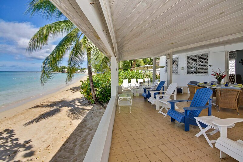 Comfortable Beachfront Home - Aquamarine, holiday rental in Mullins