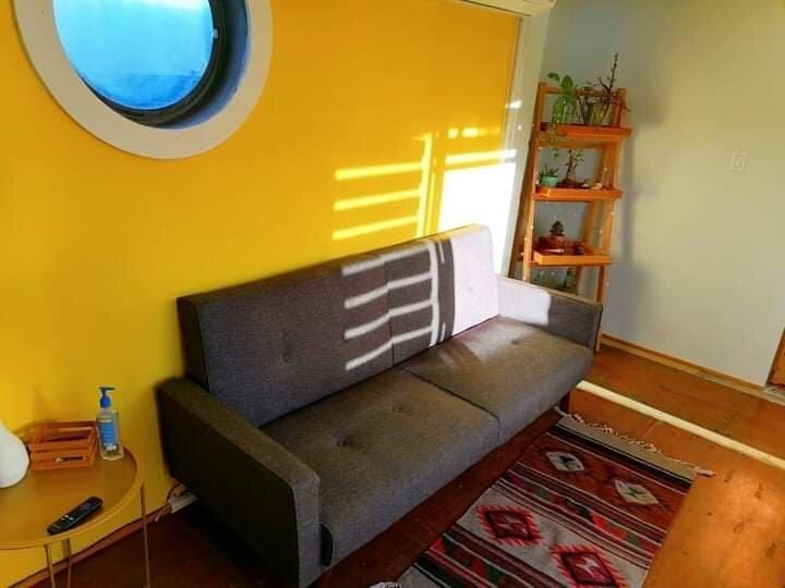 Yellow Submarine Container house, location de vacances à San Felipe