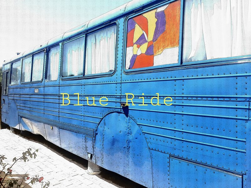 Blue Ride by CG glamping, holiday rental in San Felipe