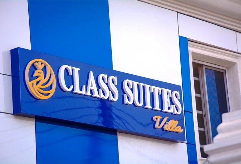 Class Suites Villa Hotel, holiday rental in Ikeja
