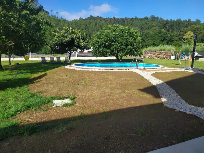 House - 4 Bedrooms with Pool - 109025, holiday rental in Ribadumia