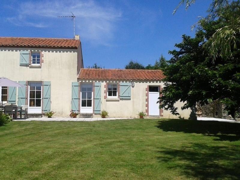 La Noue, holiday rental in Bazoges-en-Paillers