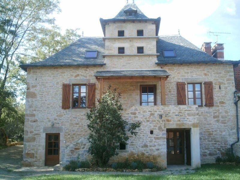 Le Pigeonnier, location de vacances à Villeneuve d'Aveyron