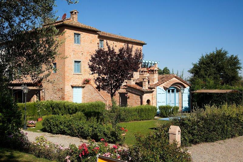 Apt. Fiordaliso, vacation rental in Montecchio della Pozzanghera