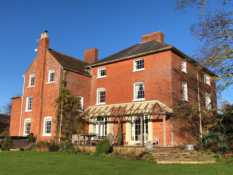 Hilltop House, Tenbury Wells, Ferienwohnung in Boraston