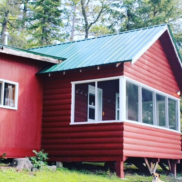 Lakeview Cottage #5 Whitefish Bay Resort, Lake of the Woods, Ontario, Canada, casa vacanza a Kenora District