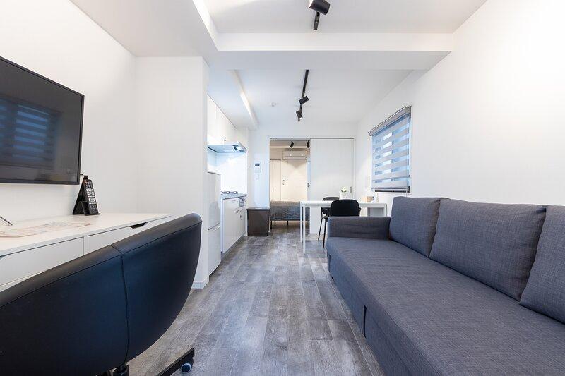 PATRIE OHMORI Ⅱ, Stay at Home&Office, Near Haneda, holiday rental in Kawasaki