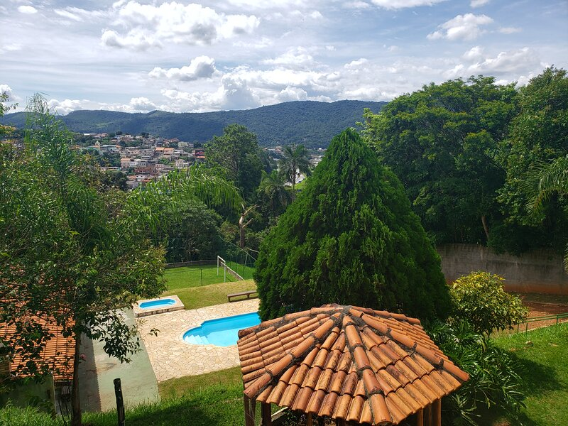 Lazer e paz, location de vacances à Jarinu