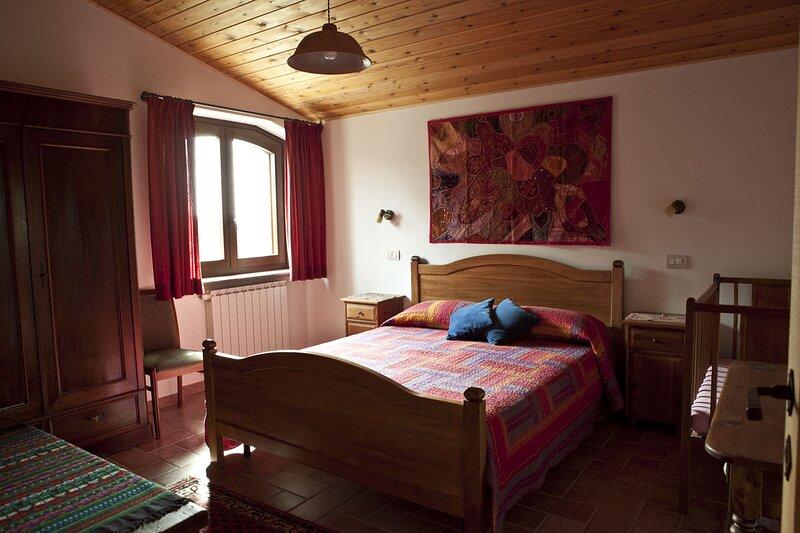Fattoria biologica Walden -  Rosaspina, holiday rental in Fabro Scalo