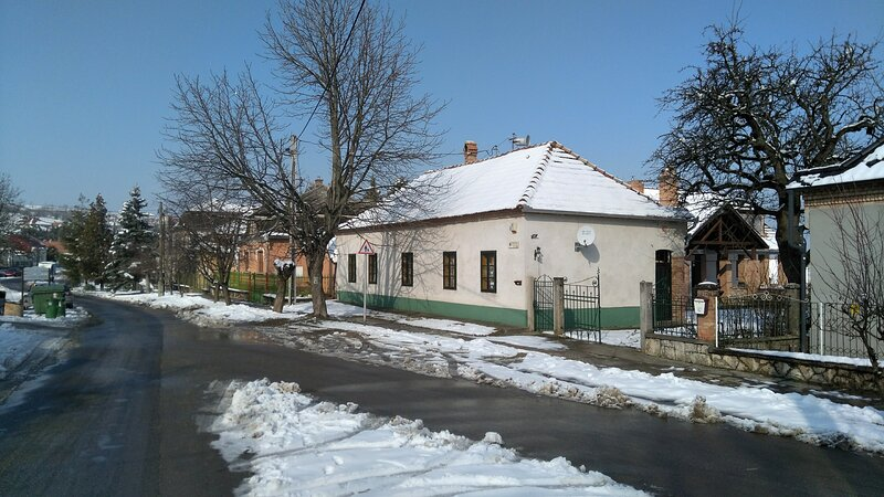 Small village, small guest house, wine and relax in Wineregion Neszmely, location de vacances à Tatabanya