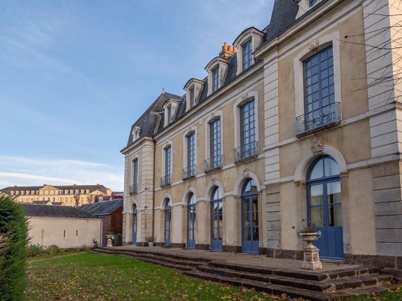 Demeure Jousset des Berries, holiday rental in Le Mans City