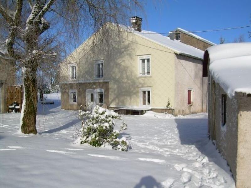 Gîte du haut de la cote, vacation rental in Aillevillers-et-Lyaumont
