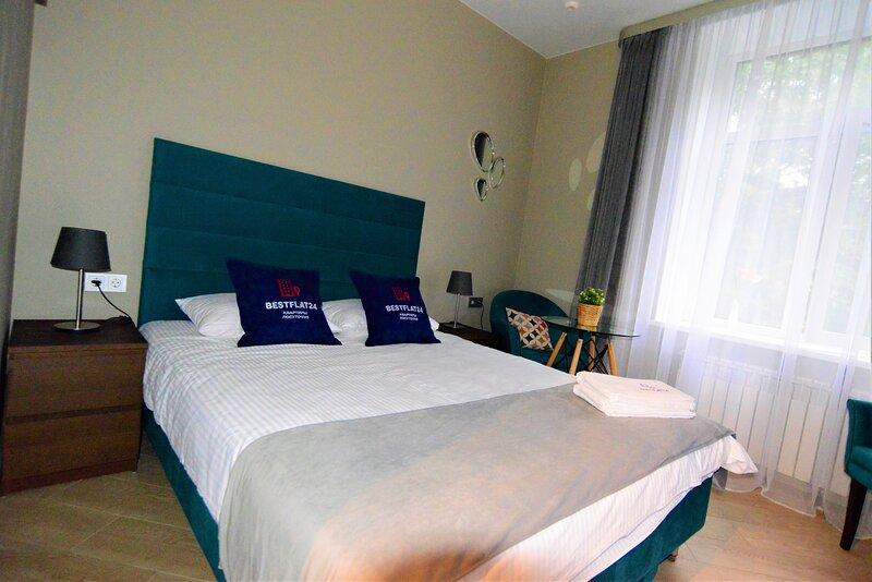BestFlat24 Владыкино, holiday rental in Vysokovo