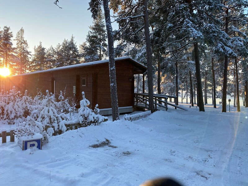 Beautiful 1-Bed Cottage in Hanko, location de vacances à Bromarv