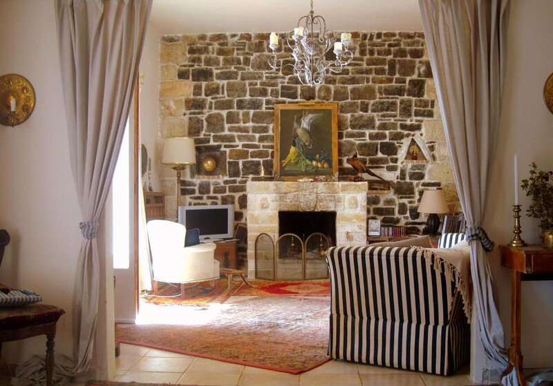 Charming country cottage by the sea, holiday rental in Porto Germeno