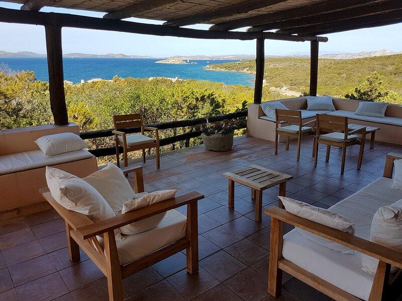 G5 Homes - Villa Spazio SS-A453-CAFE0AT, holiday rental in Liscia di Vacca