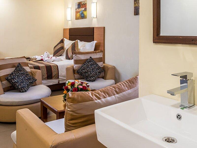 Prideinn Mombasa City is located along Haile Selassie Road Mombasa City, holiday rental in Likoni