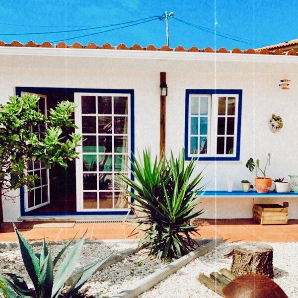 Cala Benirrás (1 bedroom) Apartment, alquiler de vacaciones en Magoito