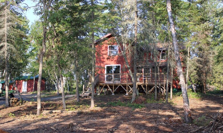 Lakeview Cottage Whitefish Bay Resort,Lake of Woods, Ontario, Canada., casa vacanza a Kenora District