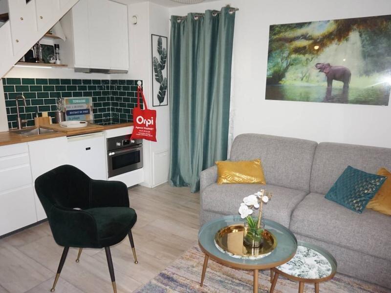 Appartement pour 4 personnes dans une résidence avec accès plage, casa vacanza a Merville-Franceville-Plage