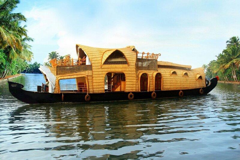 Sreekrishna's Floating Honeymoon suite, holiday rental in Kainakary