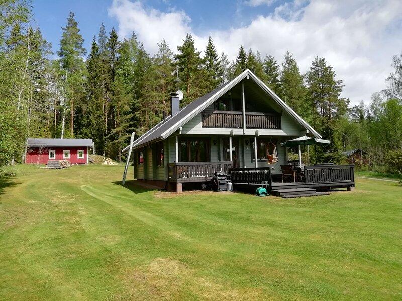 Kotimäki, vacation rental in Tammela