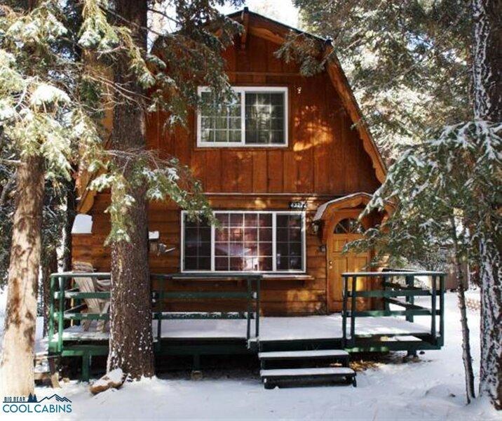 Alpine Haus, holiday rental in Big Bear Lake