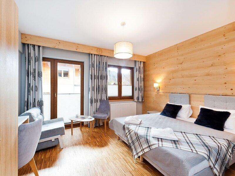 Lipki Park Resort, holiday rental in Zakopane