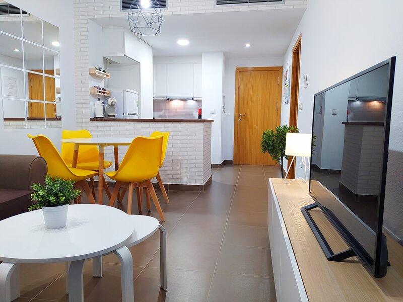 Apartamento Bahía Levante Águilas, alquiler de vacaciones en Águilas