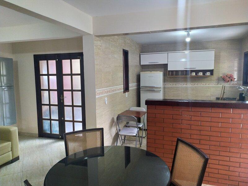 Kitnet Charmosa em Araçatiba - Maricá (RJ), holiday rental in Jacone