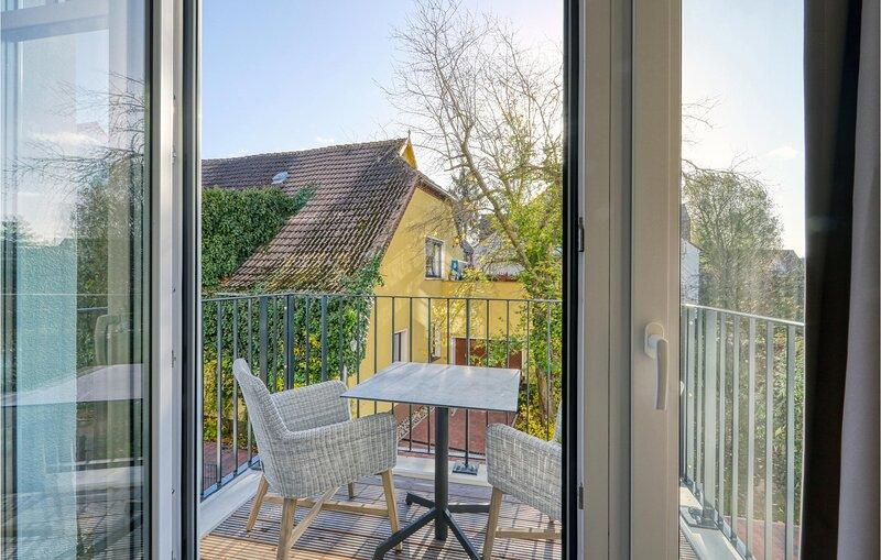 Beautiful apartment in Ostseebad Boltenhagen with Sauna, WiFi and 1 Bedrooms (DM, holiday rental in Tarnewitz