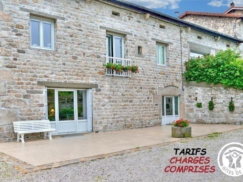 Le petit Pilat, holiday rental in Saint-Genest-Malifaux