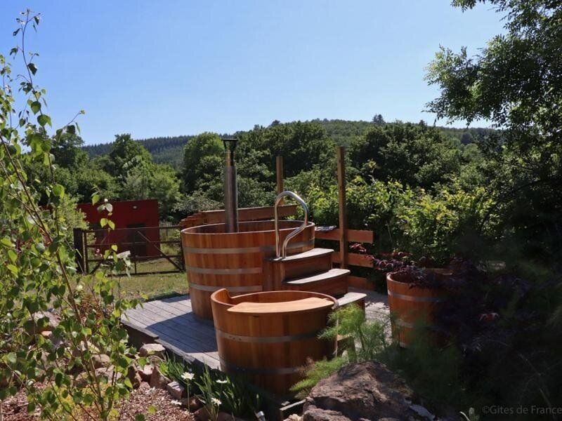 Terrasses d'Ecouves et son spa nordique, holiday rental in Lalacelle