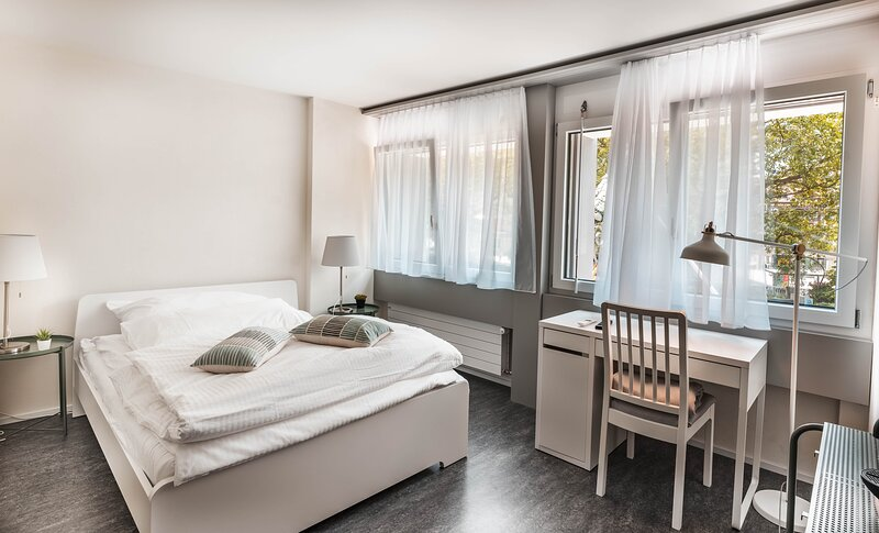 Charmantes 1-Zimmer-Apartment 'noval green', holiday rental in St. Gallen