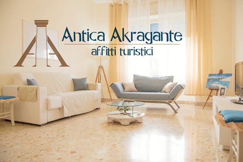 Antica Akragante Apartment - Agrigento, alquiler de vacaciones en Agrigento