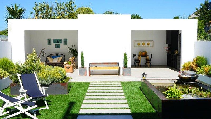Casa al lado de la playa Lavaxeira, holiday rental in O Grove