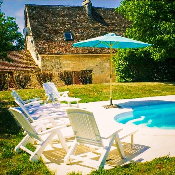 La Closerie du Périgord avec piscine privée, location de vacances à Monbazillac